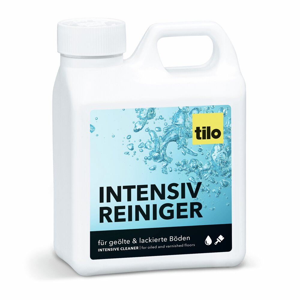 Intensive Cleaner for oiled and varnished floors